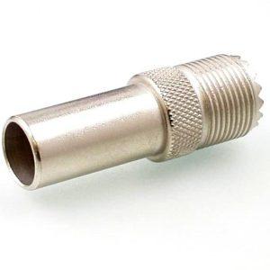 Koax Adapter Buchse 4/13 DIN 47284 auf Buchse UHF