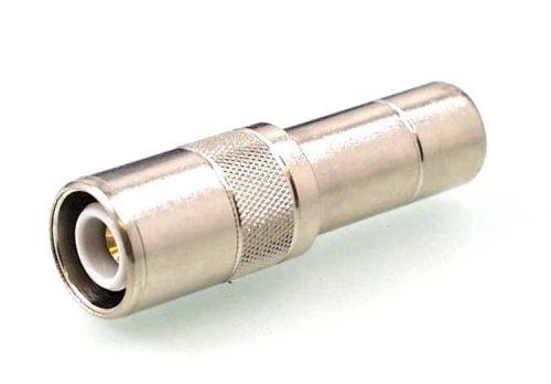 Koax Adapter Buchse 4/13 DIN 47284 auf Stecker DS