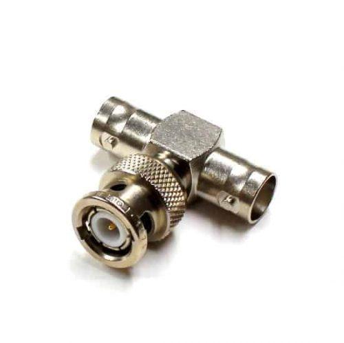 BNC 50 Ohm T-Adapter