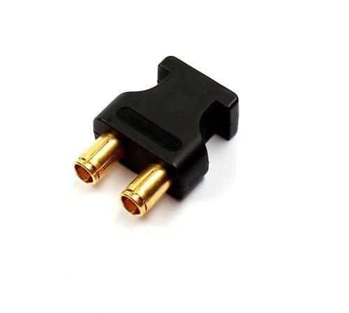Brückenstecker Audio Triax schwarz