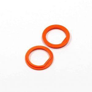 Isolierdurchführung orange 4