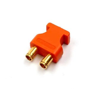Audio Triax Brückenstecker orange