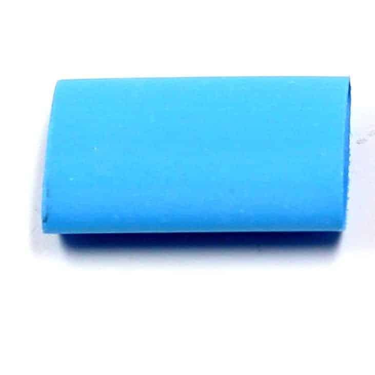 Schrumpftülle blau