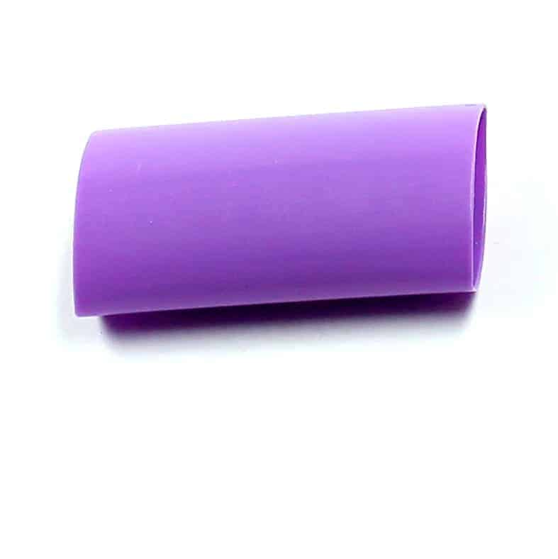 Schrumpftülle violett
