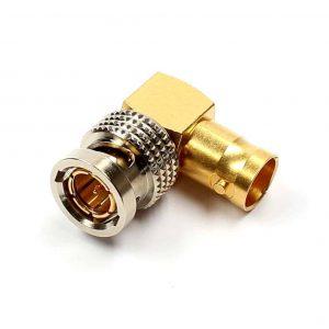 BNC Winkel Adapter