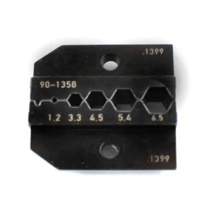 crimp anpress-gesenk schlüsselweite 1.2 3.3 4.5 5.4 6.5