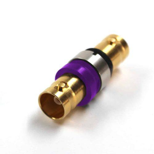 BNC Bulkhead Insulated Adapter