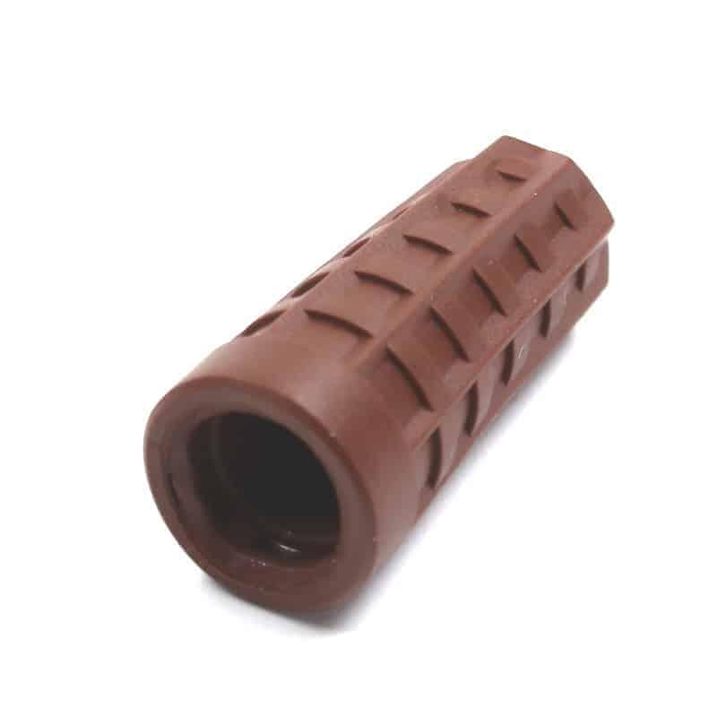 BNCslim Drehtülle braun / BNCslim Rotary Sleeve brown