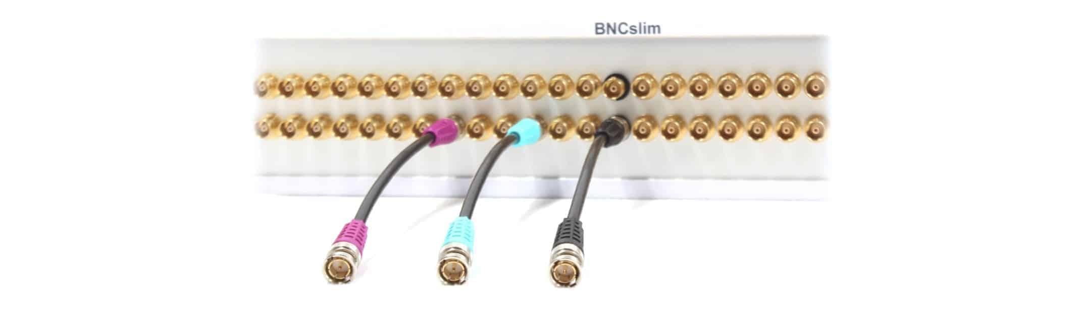BNCslim für 4k UHD