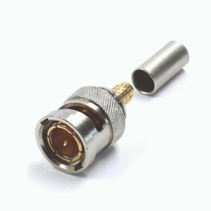 Kabelstecker-BNCslim