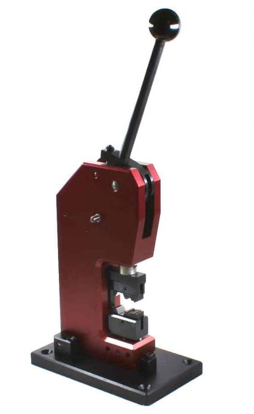 Table crimp press