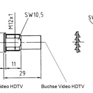 video hdtv adaptor