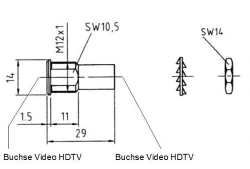 video hdtv adaptor